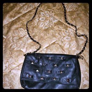 Handbags - Black crossbody purse
